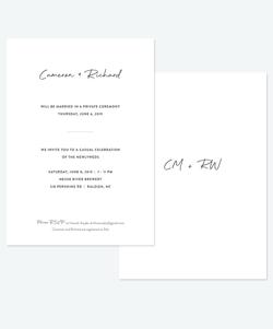 C+R Invite