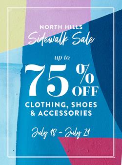 NH Sidewalk Sale