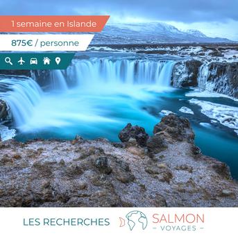 Séjour en Islande en Février 2021