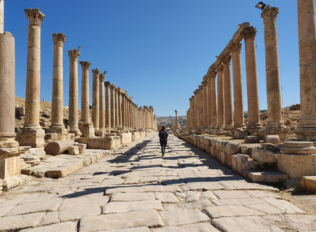 La Jordanie, un de mes plus beaux voyages