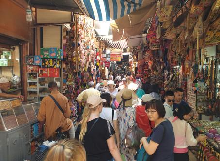 Arnakech, ma déception à Marrakech