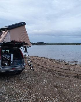 Salmon Voyages Tente de toit NaitUp Broc