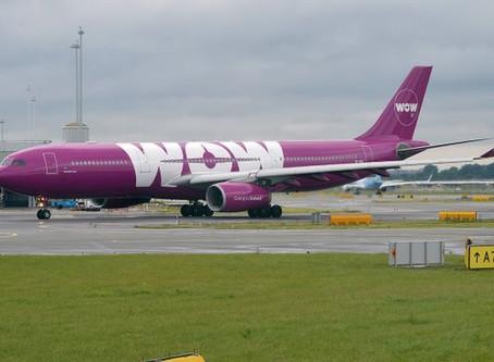 Islande: la faillite de la compagnie low cost WOW air