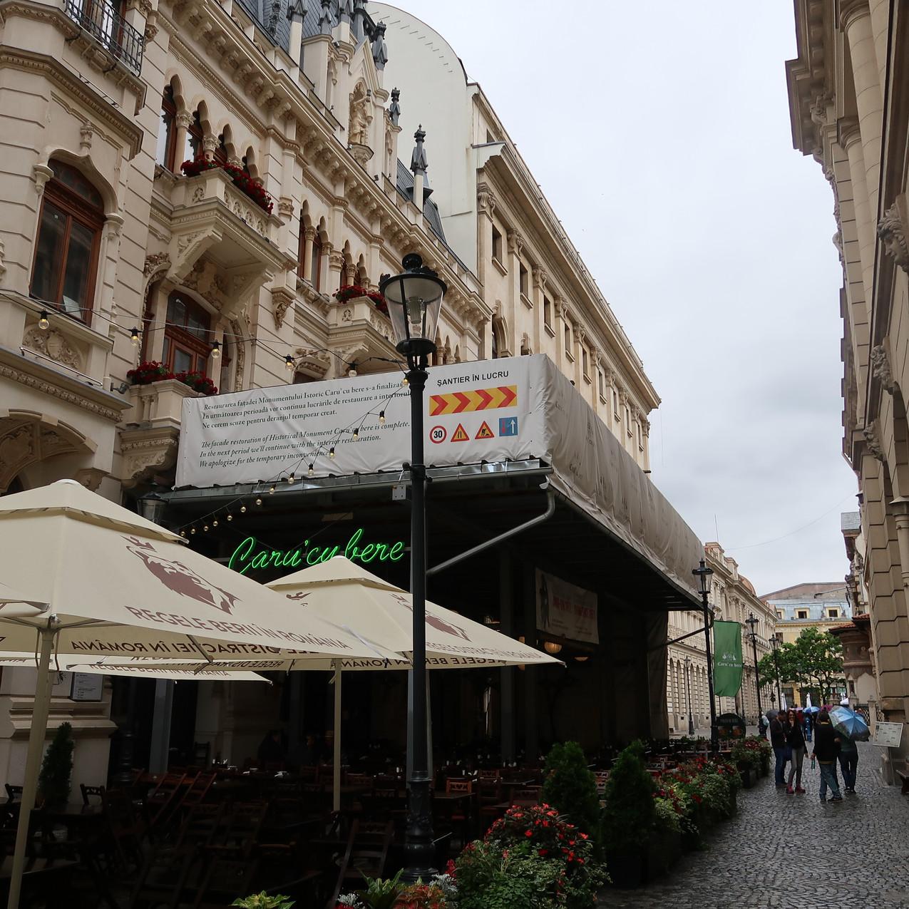 Quartier de Lipscani, Bucarest