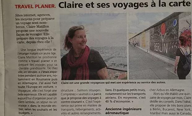 Journal des Sables SAlmon Voyages.png