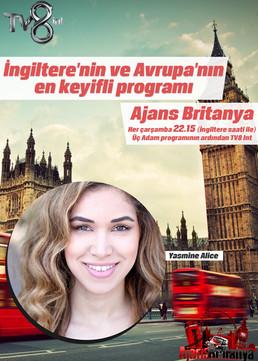 Ajans Britanya