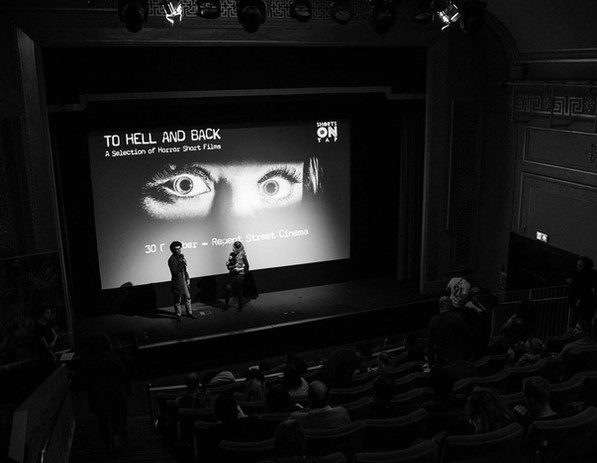 To Hell And Back - film festival