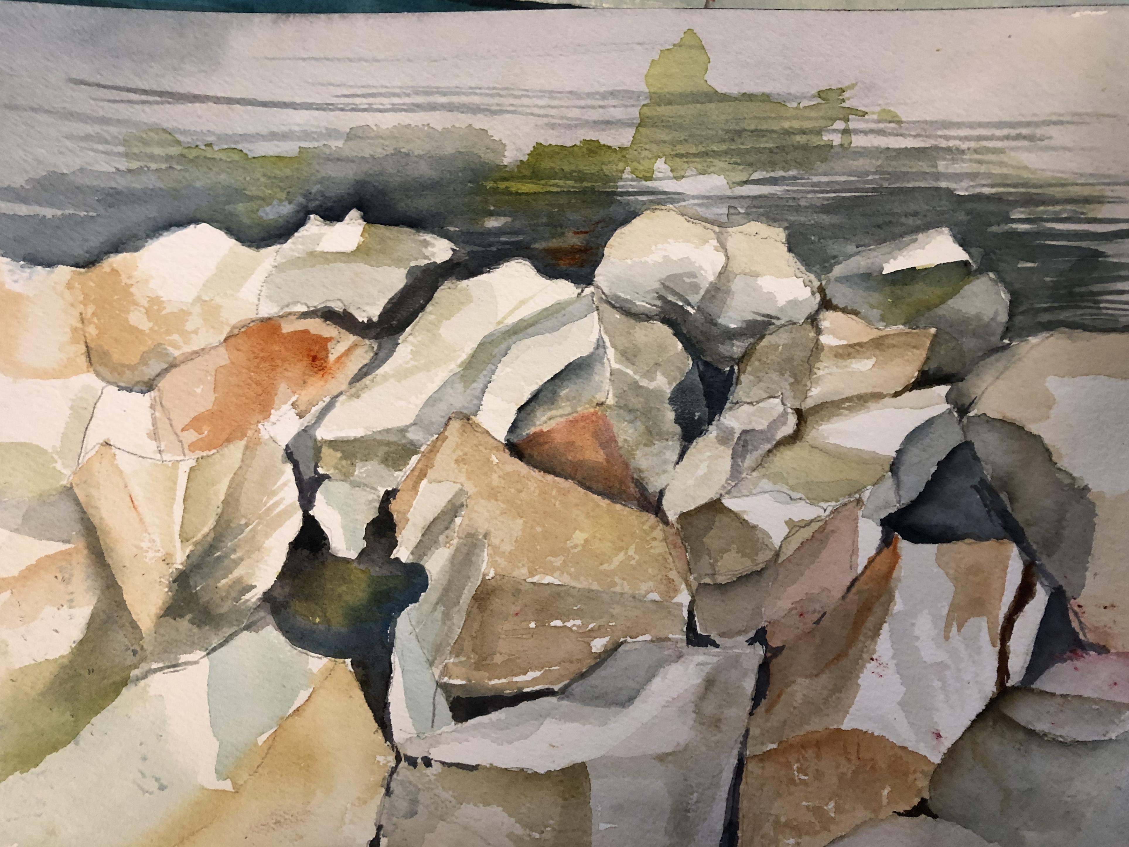 Color of Rocks