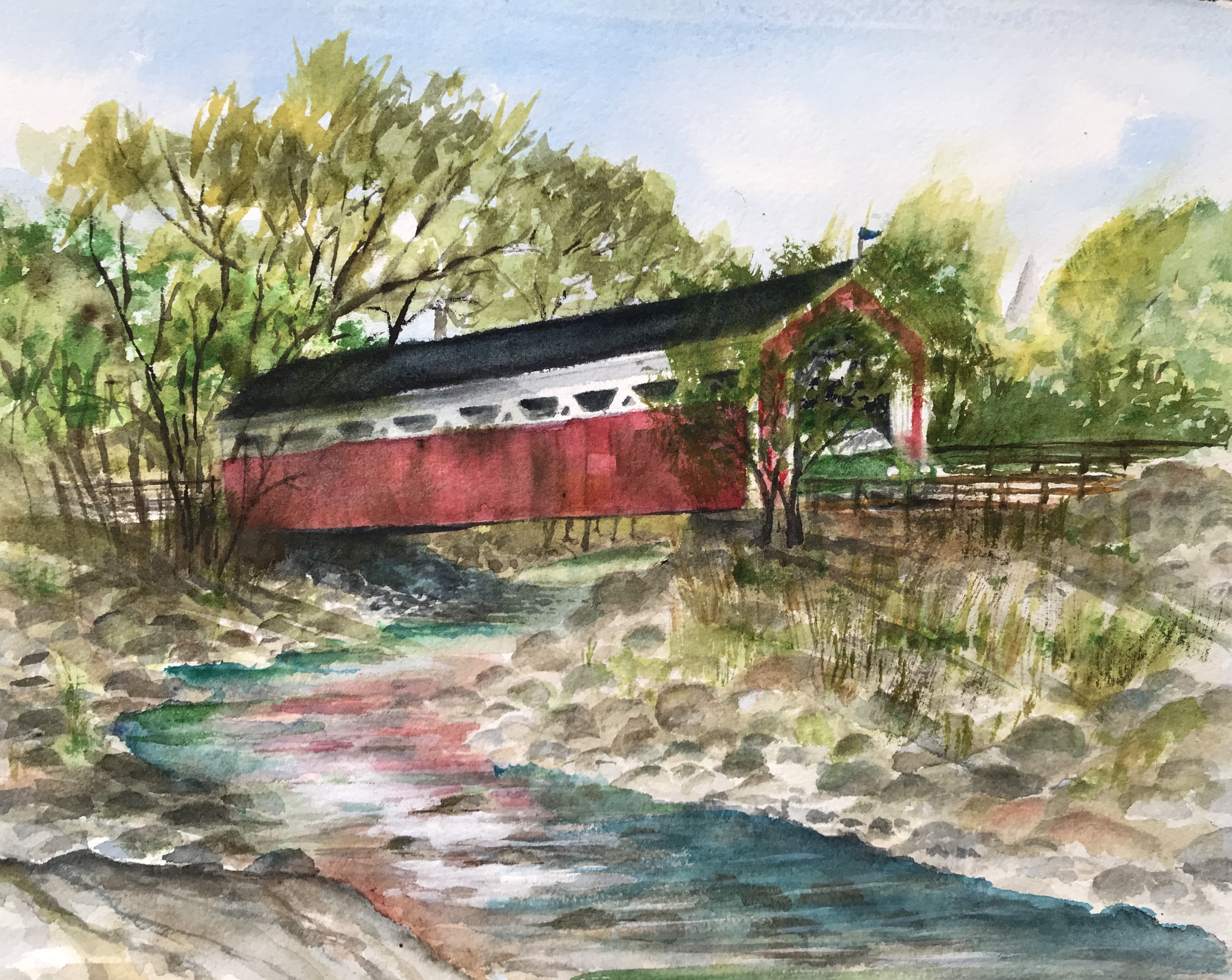 Ohio Covered Bridge