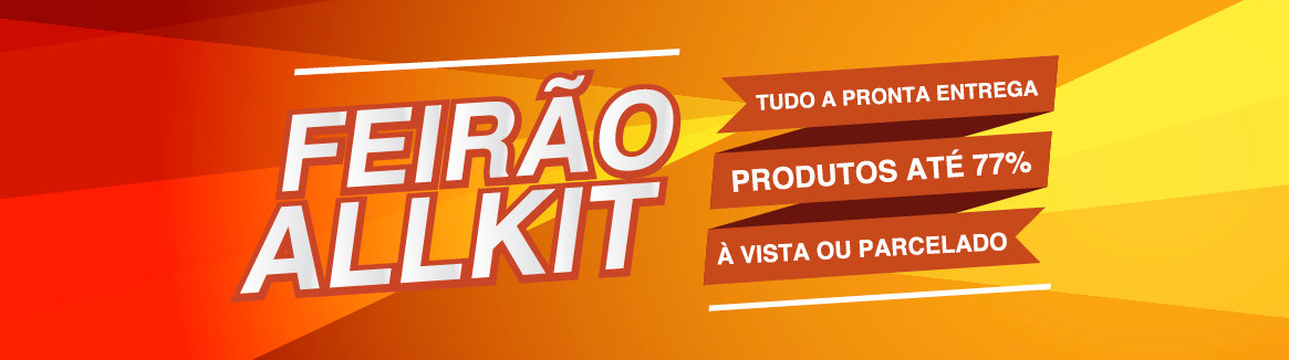Cafeteria Linha Industral Allkit