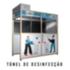Túnel de Desinfecção - Versão 4_sem cont