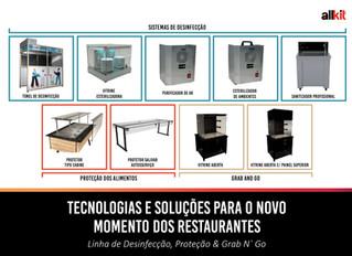 Tecnologias e Soluções para o novo momento dos restaurantes