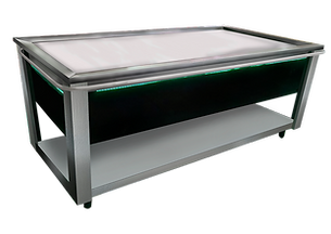 Mesa Refrigerada Linha Industrial Allkit