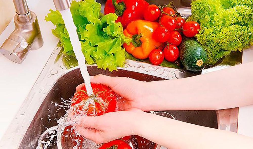 Sanitização de Alimentos