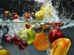 Sanitizando Alimentos e Frutas