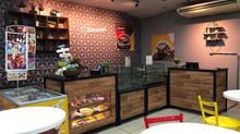 Cafeteria LLINEA: Design e Sofisticação no ambiente de trabalho