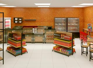 Produtos Saudáveis e Convenientes: Tendência em minimercados e lojas de conveniência