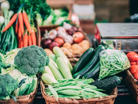 Horta à Porta: Alimentos orgânicos c/ Sanitização a base de Ozônio