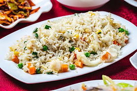 steamed-rice-with-seafood-calamary-corns