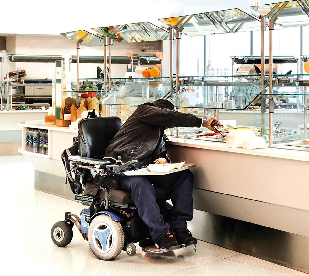 Allkit - Acessibilidade em Restaurantes