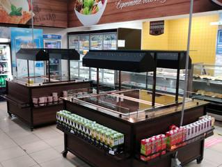 Supermercados Paulistão: Comida boa e artesanal com conveniência