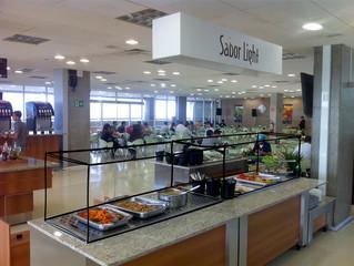Proteção de Alimentos: Adaptando os Balcões Buffet Self-Service