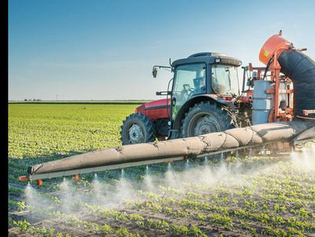 Eliminação de Agrotóxicos com Ozônio