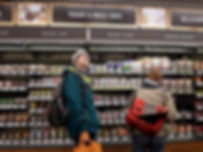 Expositores Estilo Industrial (Supermercado)