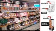 Conceito PEPS no Granel: Rentabilidade e Design para Supermercados