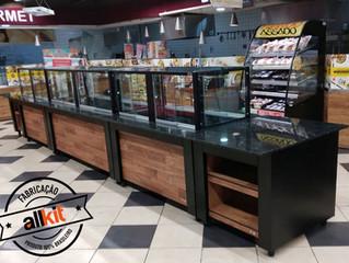 Hirota Supermercados: Qualidade e Segurança na Exposição de Alimentos