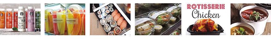 Alimentos para vendas em Grab and Go_Pra