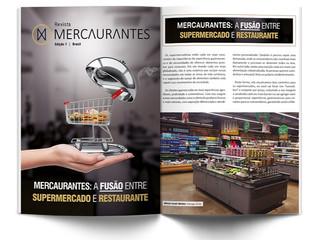 Lançamento Oficial: Revista Mercaurantes