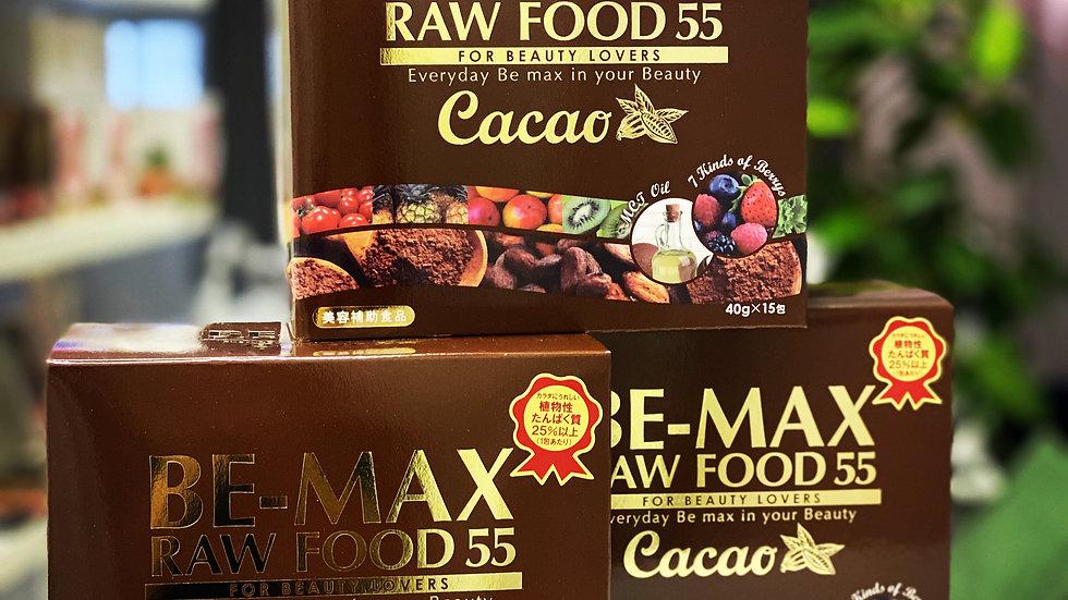 BE-MAX ROWFOOD55 Cacao