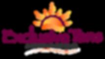 exclusive tans logo tanning salon castle rock