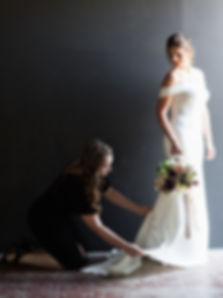 Partial Planning and Design-classic bride