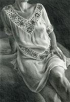 aleksandra kalisz, sketch 2, pencil on p