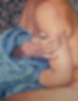 aleksandra kalisz oil on canvas