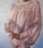 aleksandra kalisz, May Be, 100x90cm, 201