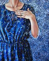 aleksandra kalisz, Mothers love, 50x40cm