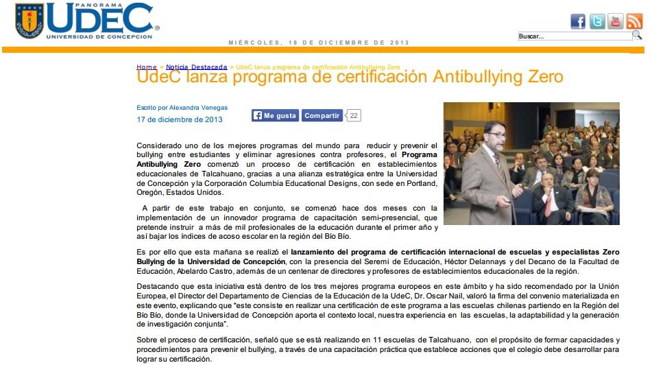 Universidad de Concepcion-Chile