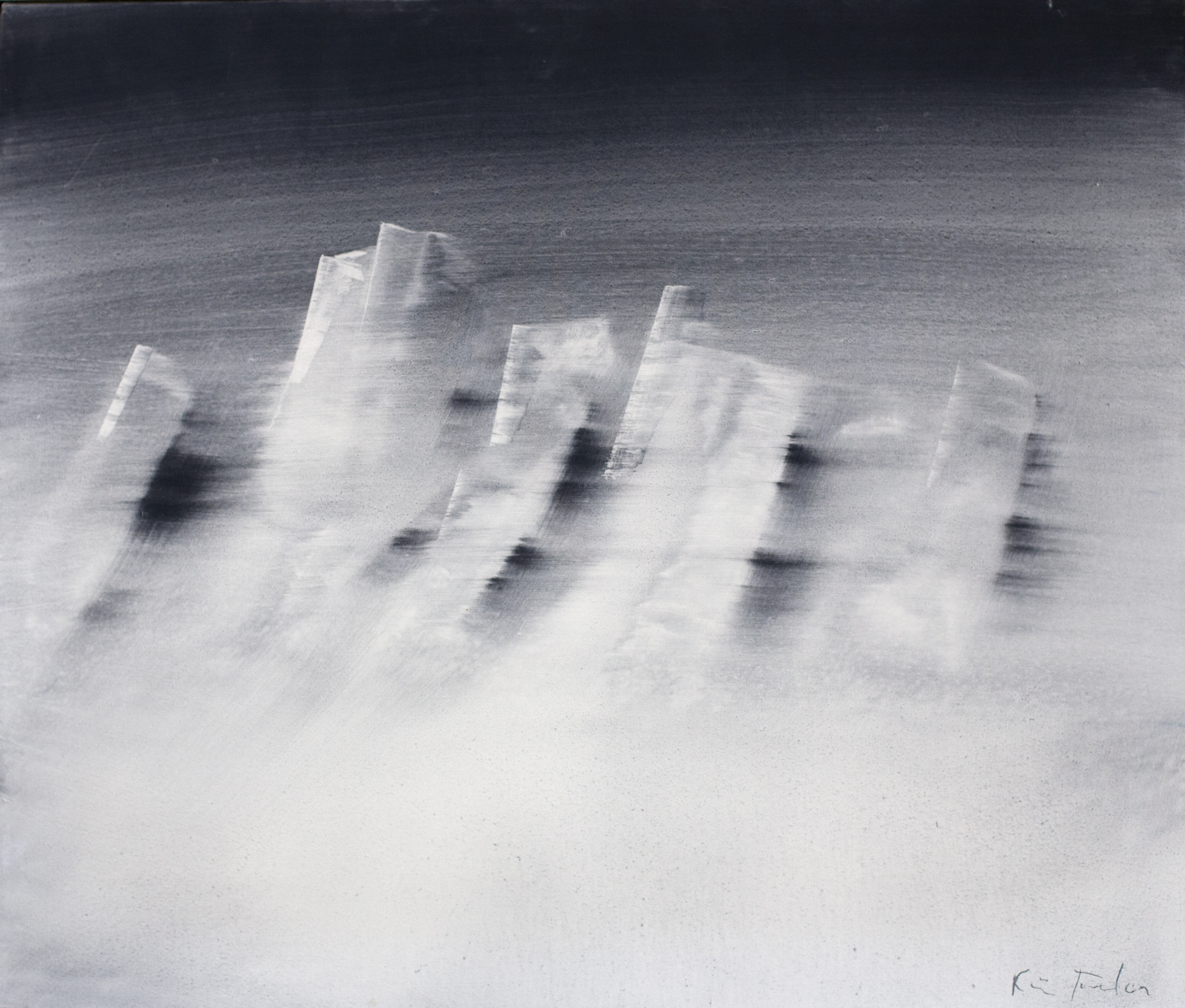 Olje - Månenatt Spitsbergen