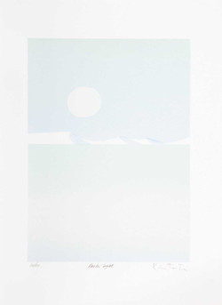 Grafisk trykk - Arctic light