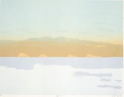 Grafisk trykk - Isfjorden