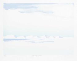 Grafisk trykk - The Arctic light