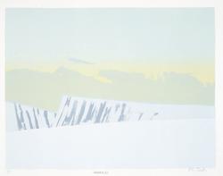 Grafisk trykk - Arktisk lys