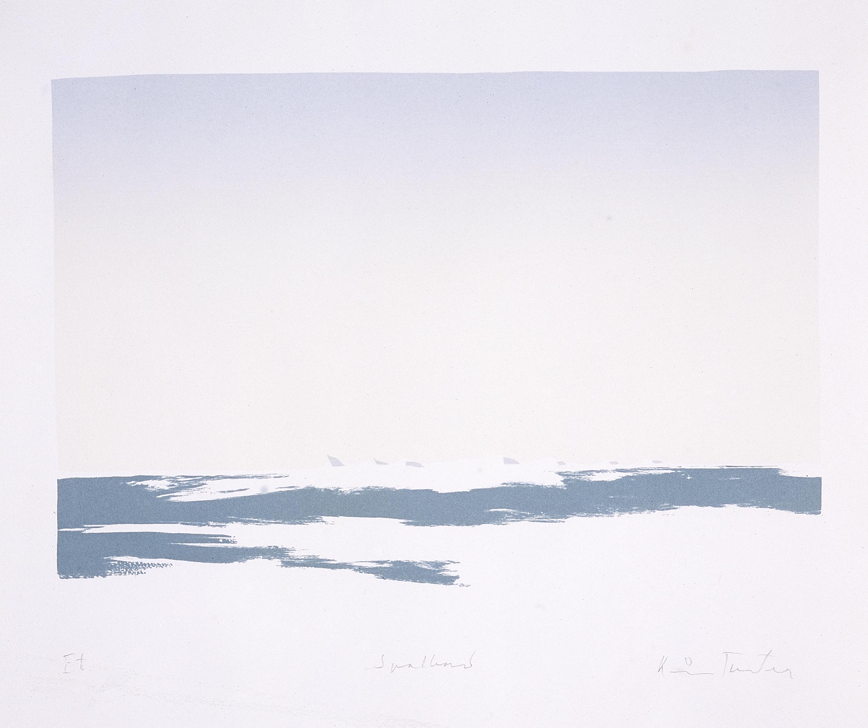 Grafisk trykk - Svalbard