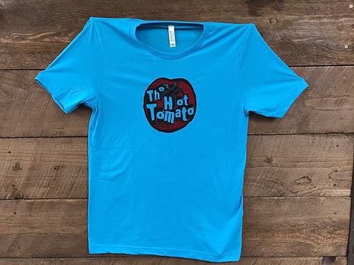 Men's Rock Tomato T-Shirt - Blue or Teal