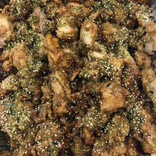 Garlic Furikake Chicken