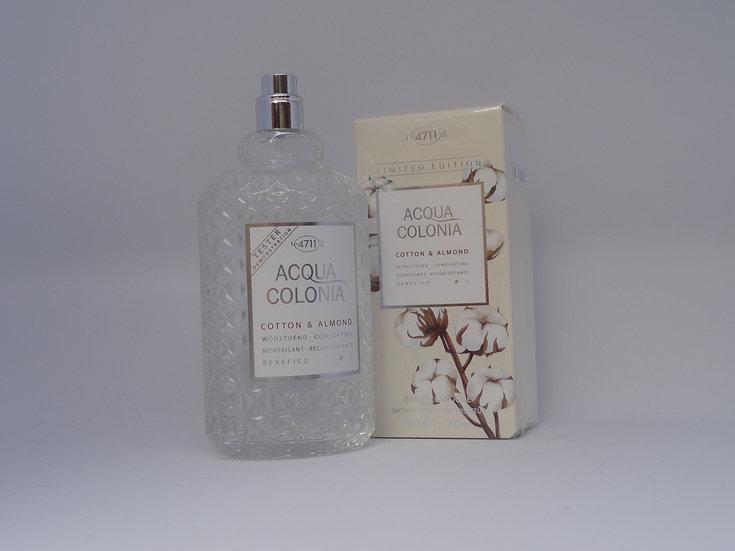 4711 Acqua Colonia edc Cotton & Almond