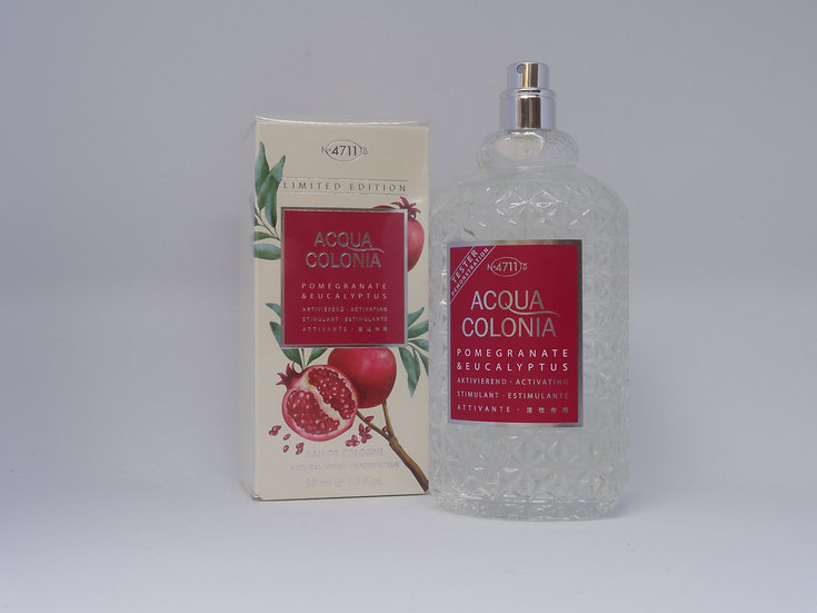 4711 Acqua Colonia edc Pomegranate & Eucalyptus